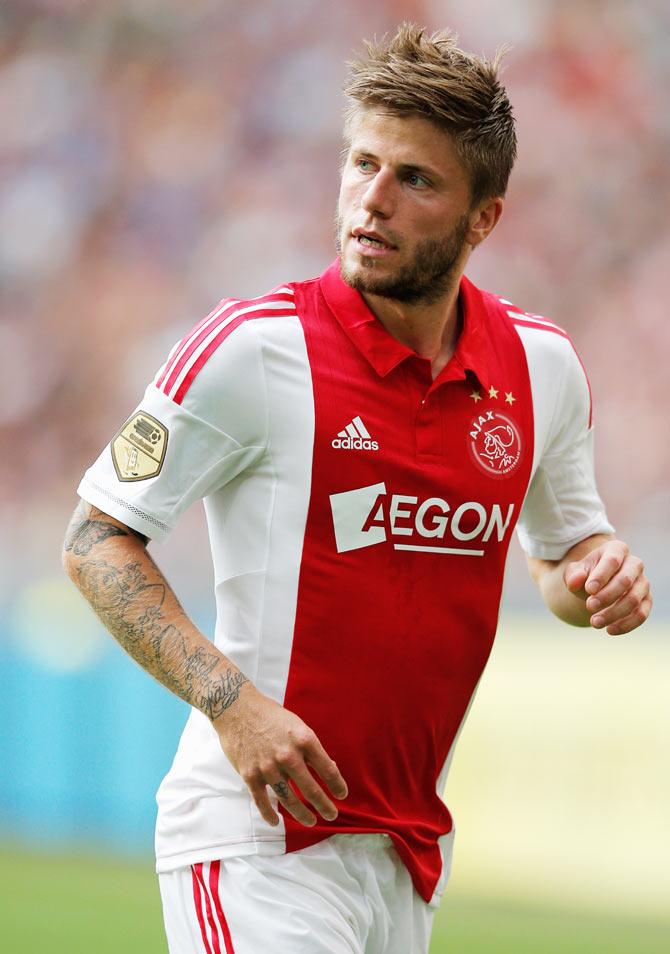 Lasse Schone of Ajax