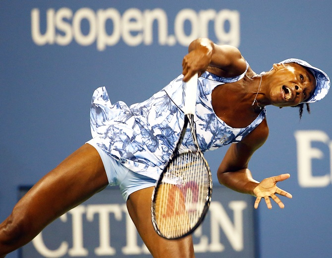 Venus Williams, US Open