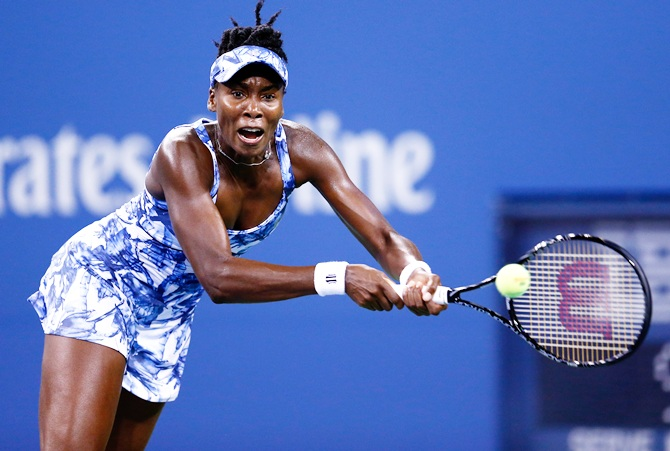 Venus Williams, US Open