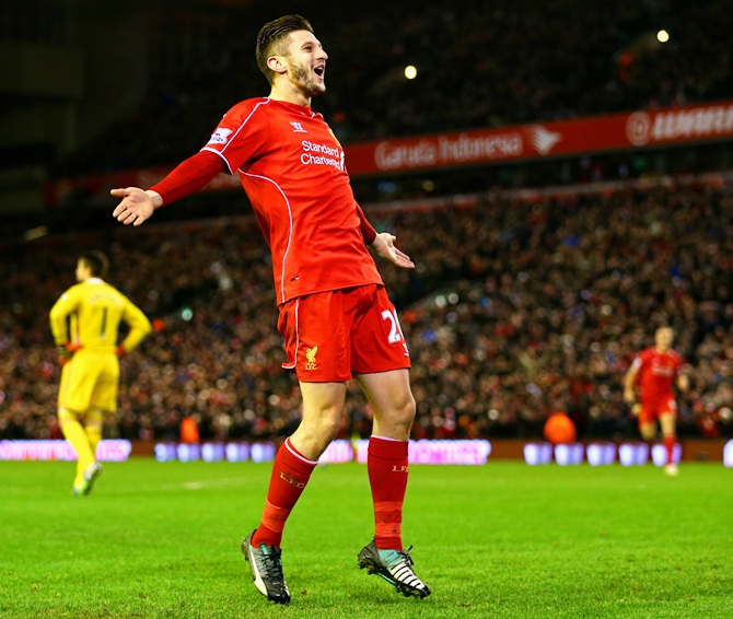 EPL: All-action Lallana returns to give Klopp selection headache