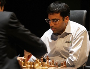 Zurich Chess Challenge: Anand beats Gelfand; joint third now