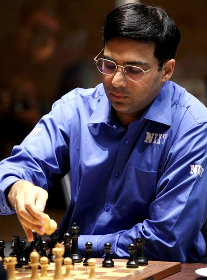 Zurich Chess challenge: Anand draws with Carlsen, occupies joint fourth spot