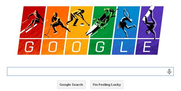 Google makes a point on gay rights at Sochi Games