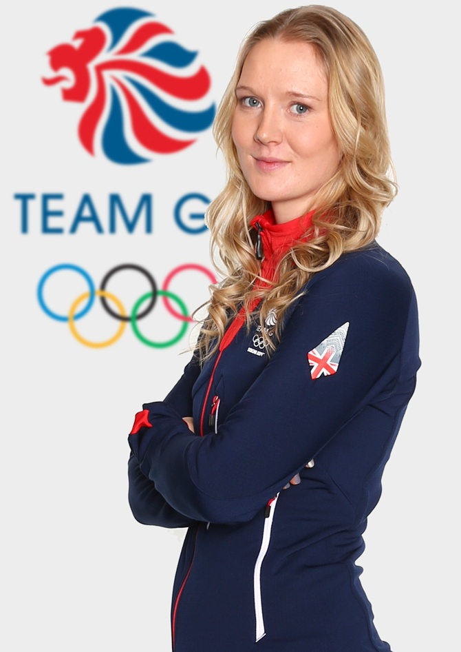 Amanda Lightfoot of Team GB Boiathlon.