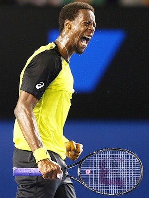 Monfils beats holder Gasquet to win Montpellier title