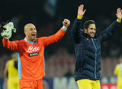 Napoli blitz Roma to reach Italian Cup final