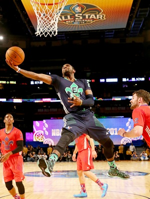 NBA: East rally to win record-setting All-Star game