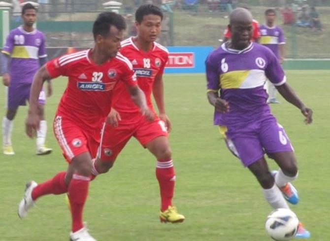 Spirited Shillong Lajong hold United