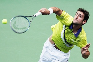 Late-night Cilic sets up Anderson showdown in Florida