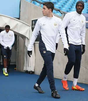 Nasri warns Manchester City against Cup defeat ramifications