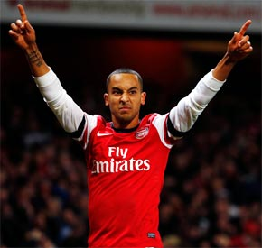 FA Cup: Walcott fires warning shot to Spurs ahead of clash