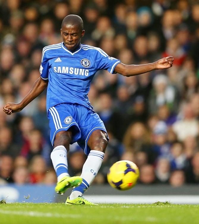 Ramires of Chelsea