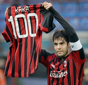 Serie A: Kaka brace breathes new life into Milan