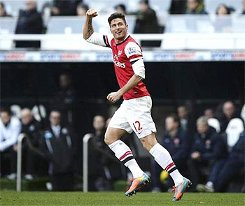 EPL: Giroud fit for Arsenal tie at Aston Villa