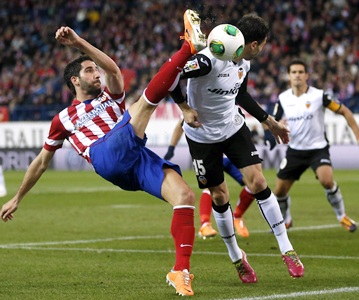 King's Cup: High-flying Atletico knock Valencia out