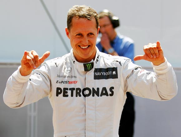 Schumacher may never wake up from 'medically-induced' coma