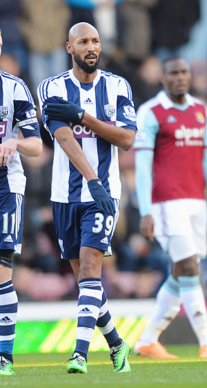 FA charge Anelka for anti-Semitic salute