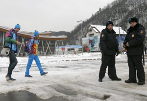 China has 'complete faith' in Sochi Winter Olympics security