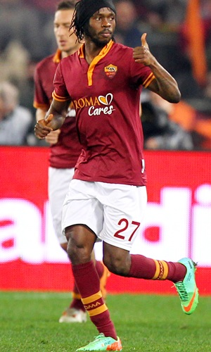 Italian Cup: Gervinho gives Roma revenge over Juventus