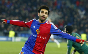 Chelsea set to sign Salah from Basel