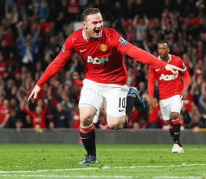 Will Manchester United shell out 65 million pounds to keep Rooney?