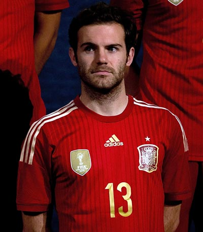 Mata hopes United move will secure Spain World Cup spot