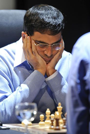 New challenge for Viswanathan Anand in Zurich