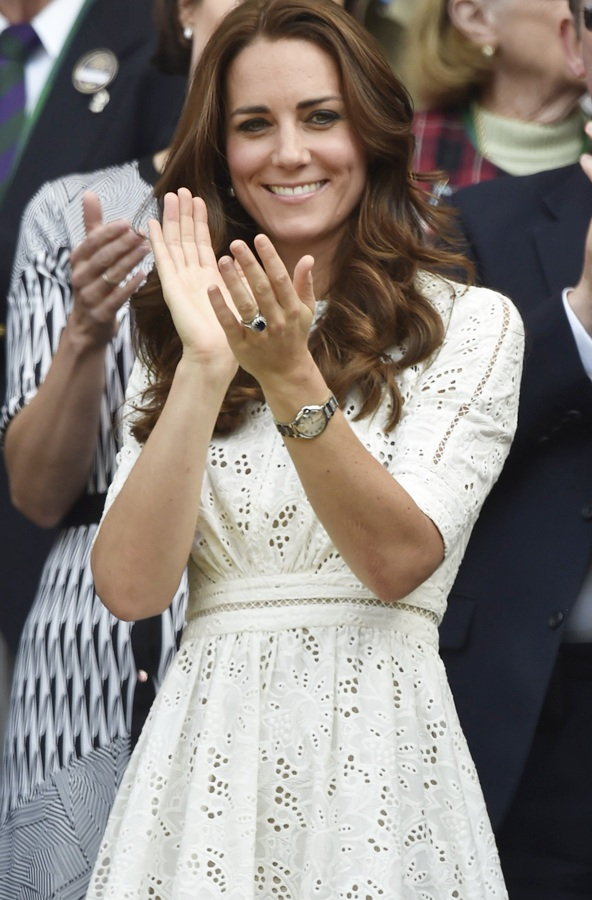 ritain's Catherine, Duchess of Cambridge