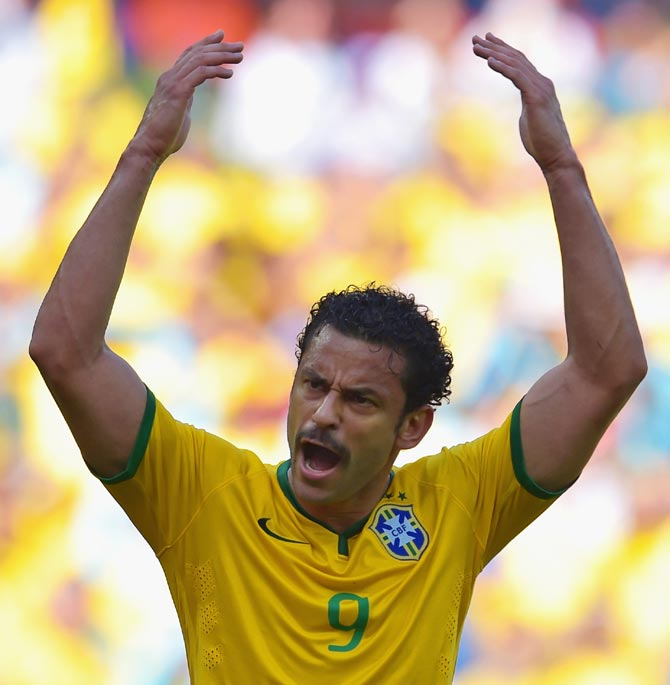 Fred of Brazil