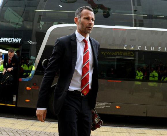 Former Manchester United player Ryan Giggs is now part of the coaching squad