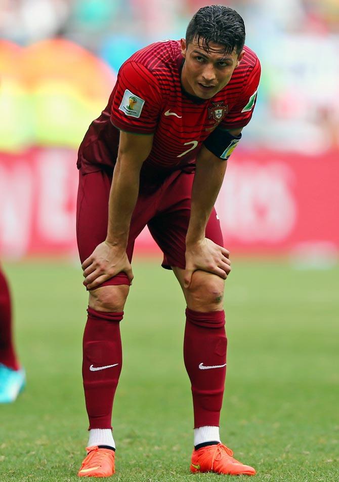 Cristiano Ronaldo of Portugal