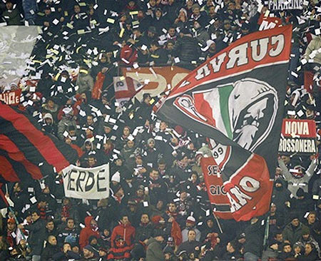 Supporters of FC Inter Milan (Picture used for representational purposes)