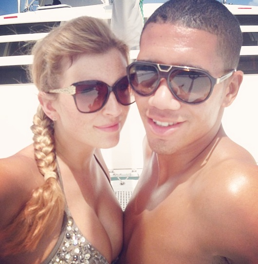 Sam Cooke with Chris Smalling
