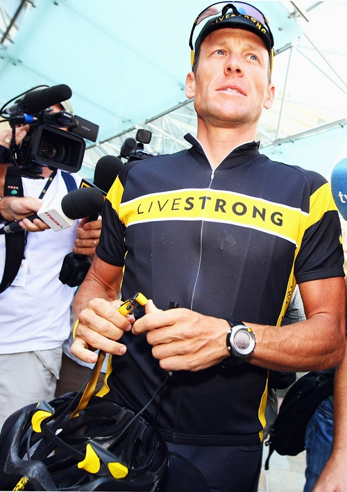 Rediff Sports - Cricket, Indian hockey, Tennis, Football, Chess, Golf - US lawsuit seeking $100 million from Lance Armstrong heads to trial