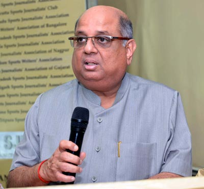 IOA president N Ramachandran