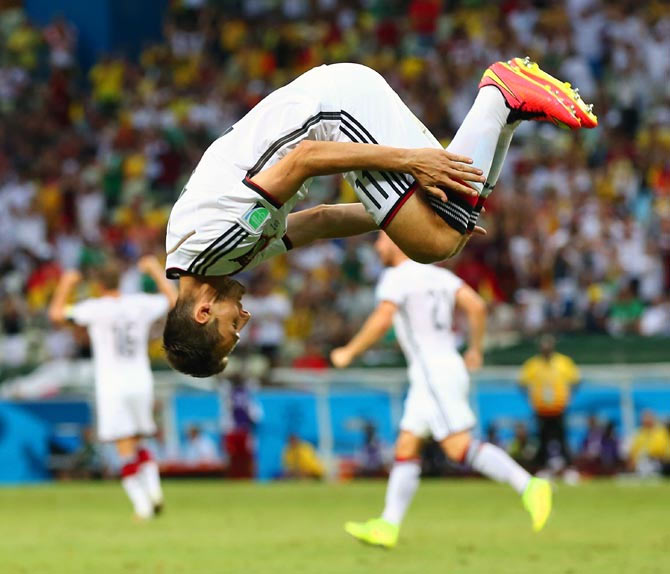Football World Cup: Best PHOTOS from group stage matches
