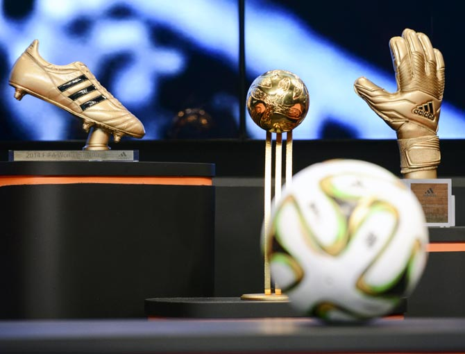 Adidas and Nike battle for social media World Cup