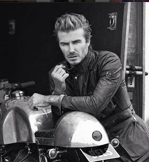 Rediff Sports - Cricket, Indian hockey, Tennis, Football, Chess, Golf - David Beckham looks hot and hunky!