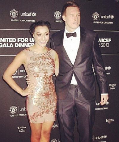 Kaya Hall with Phil Jones