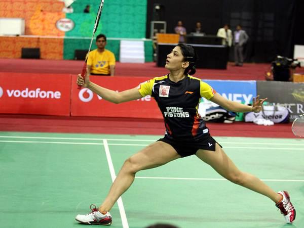 Ponnappa Badminton Ashwini Ponnappa Badminton