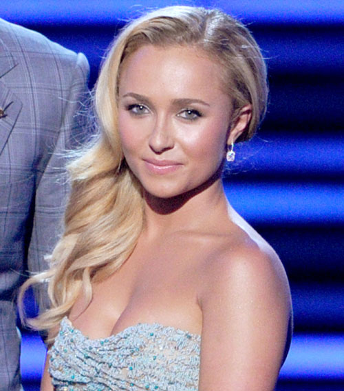 Actress Hayden Panettiere speaks onstage during the 2012 ESPY Awards
