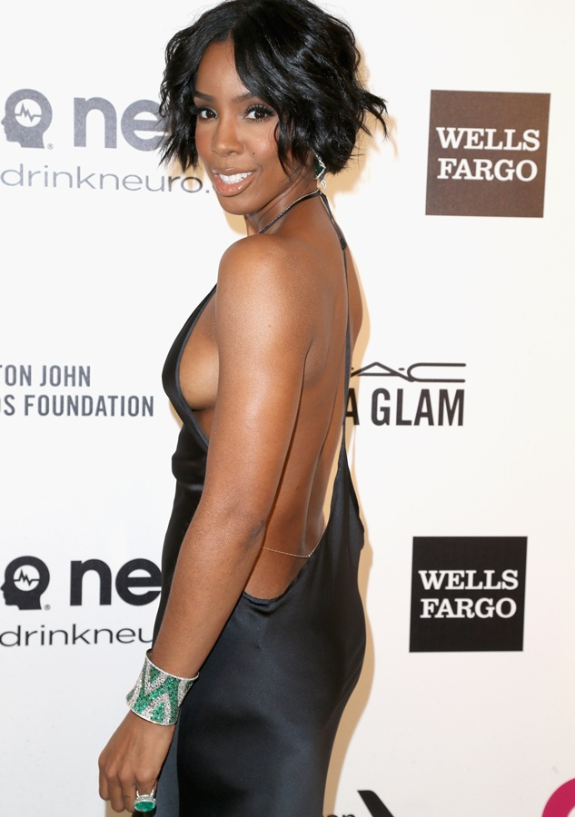 Recording artist Kelly Rowland