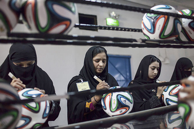 Check out Pakistan's contribution to the 2014 FIFA World Cup...