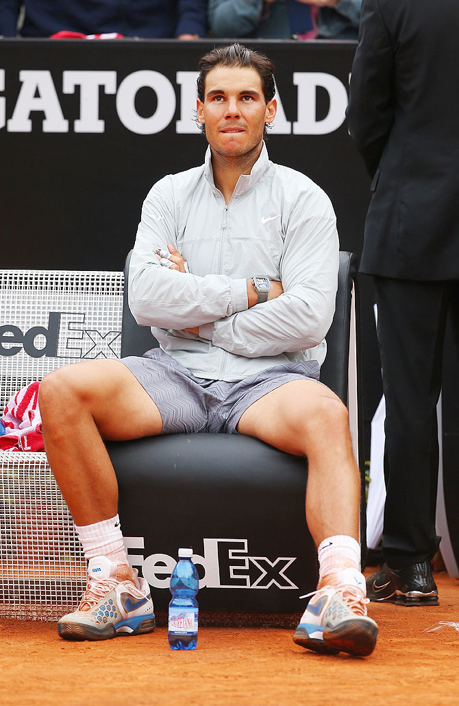 Sports Shorts No Centre Court For Nadal At Start Of French Open Defence Rediff Sports