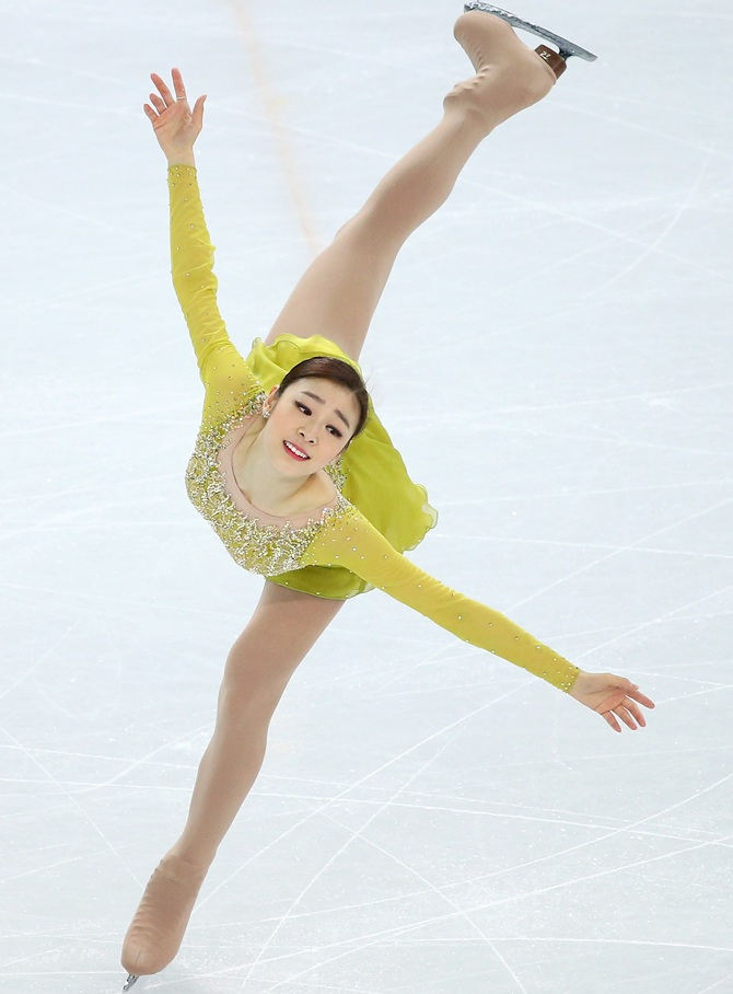 2018 Olympics: Figure skating 'Queen' Yuna named honorary ...