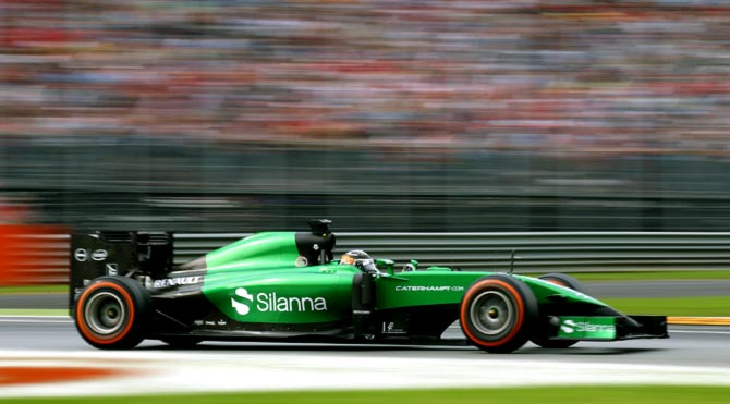 Marussia F1 team shuts shop while Caterham appeal to fans ...