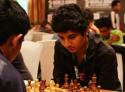 National chess championship