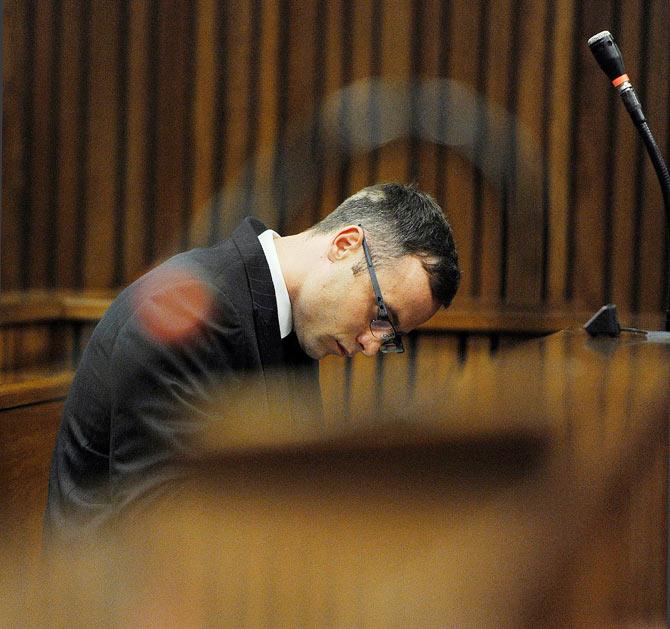 Pistorius Should Get House Arrest Community Service Rediff Com