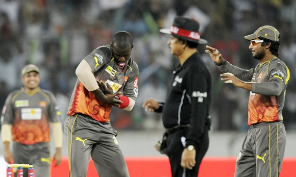 Photos: Most bizarre... wild sports celebrations! - Rediff ...