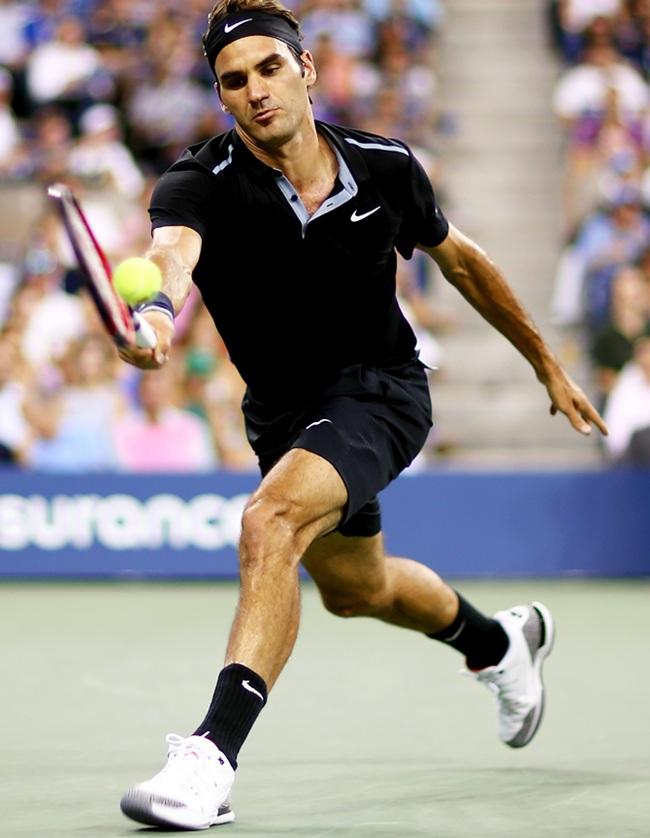 US Open, Roger Federer